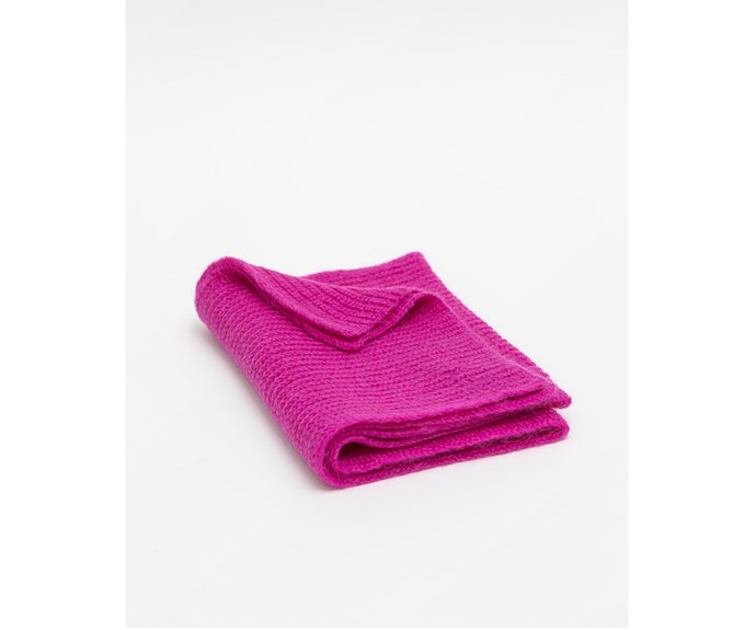 [Scarf, $169, by Workshop.](http://www.workshop.co.nz/ProductDetail?CategoryId=13&ProductId=24396&Colour=Orchid)