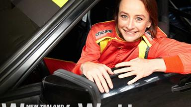 Meet the Auckland mum-of-two who races porsches