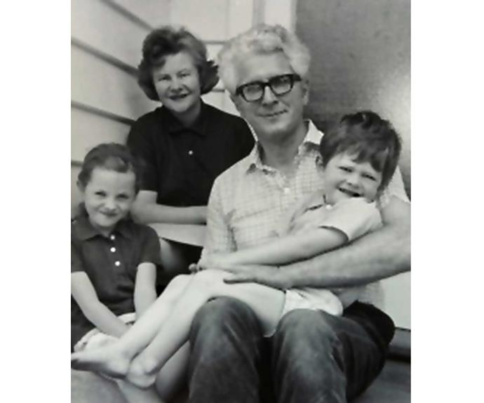 The Harcourt family.