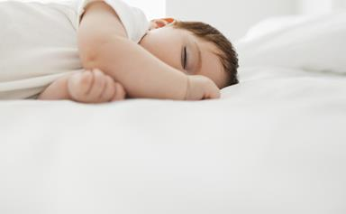 How to get your baby to self-settle at night