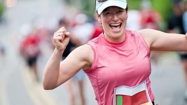 8 ways to blitz your first half marathon