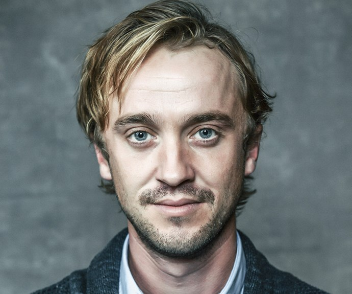 Fans can meet 'n' greet with Harry Potter star Tom Felton. Photo: Getty Images