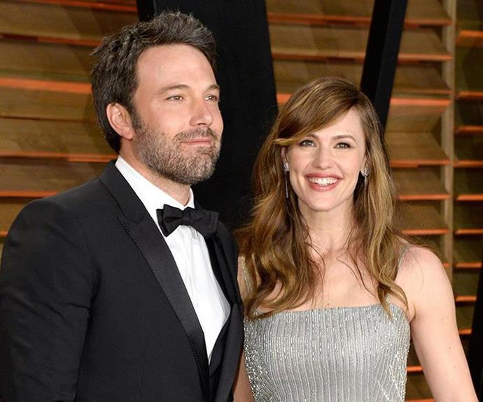 Ben Affleck and Jennifer Garner. Photo: Getty Images