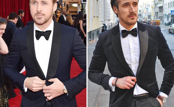 Ryan Gosling's German lookalike Johannes Laschet