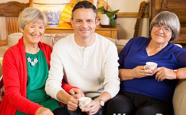 Green Party co-leader James Shaw on his two mums' amazing love story