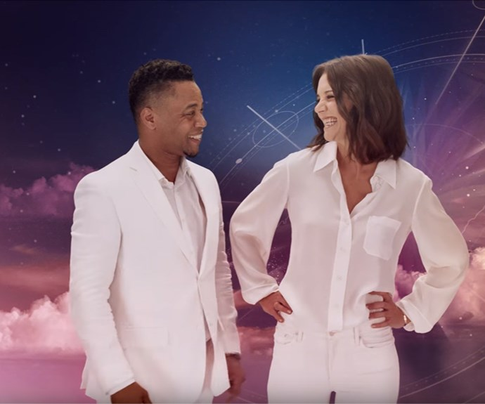 Air New Zealand safety video with Katie Holmes and Cuba Gooding Jr