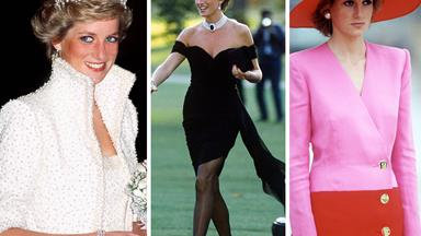Princess Diana's 25 most iconic looks