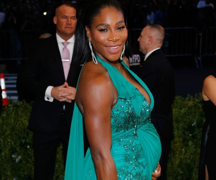 Serena Williams opens up on motherhood