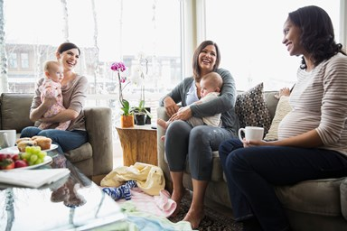 The 13 types of mum you'll encounter in a coffee group