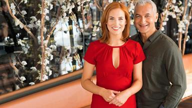 Samantha Hayes and Mike McRoberts' thrill-seeking holiday
