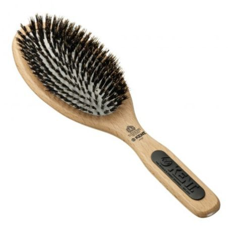 **Kent brushes** It's whispered in beauty circles that Kent Brushes - the world's oldest hairbrush manufacturer - are favoured by the Royal family. It must have something to do with the bristle brush material, which helps to keep hair in a good condition.