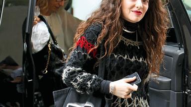 Lorde surprises Mt Eden fatal crash survivor with a special visit
