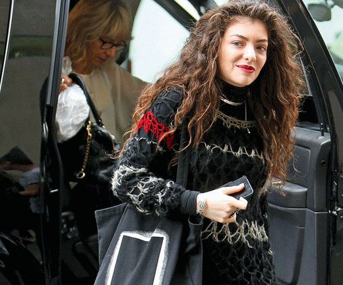 Lorde surprises Mt Eden fatal crash survivor with special visit