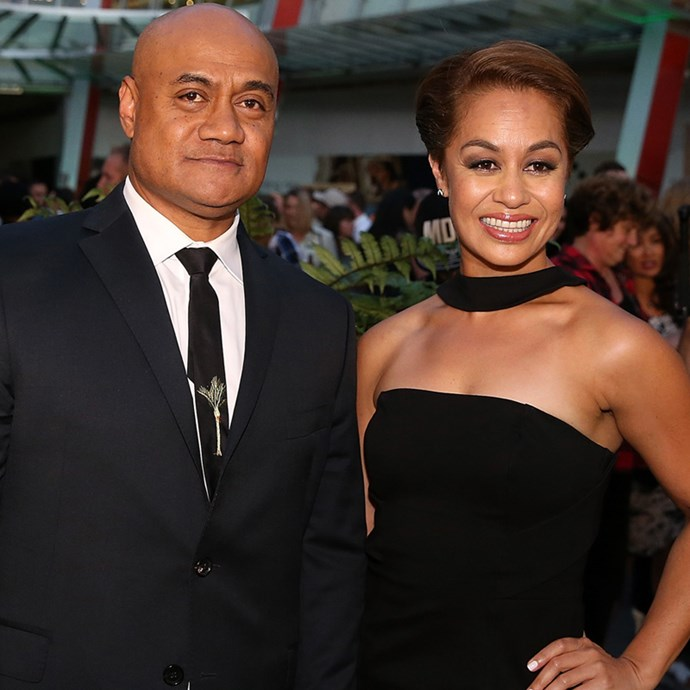 Teuila Blakely and Oscar Kightley are buying a house together