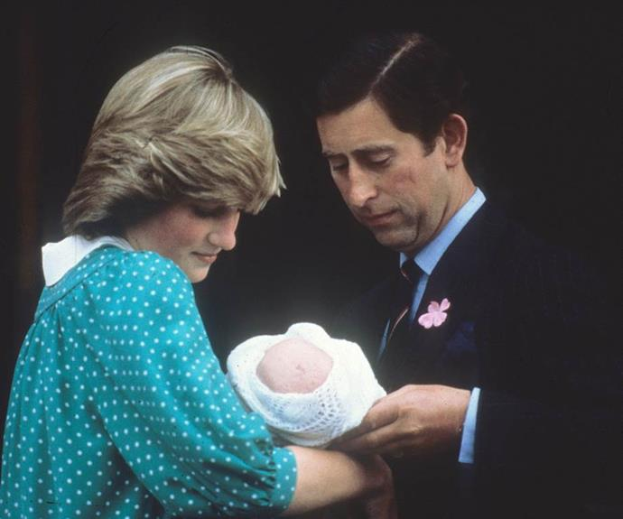 Soon after tying the knot, Diana and Charles welcomed their first son, Prince William on June 21, 1982.