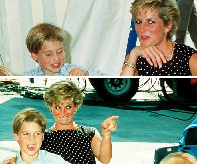 Fun mum! Di knew how to be a big kid.