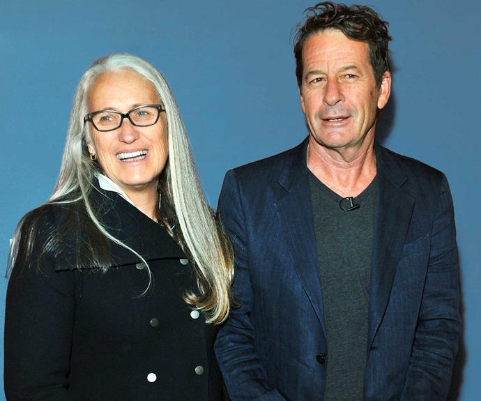 Jane and her co-writer Gerard Lee.
