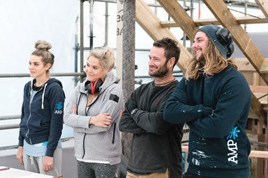 The Block NZ: Teams reveal their master bedrooms