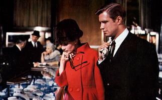 Audrey Hepburn Shopping / Getty