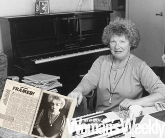 Janet Frame: An Angel at My Table from the archives