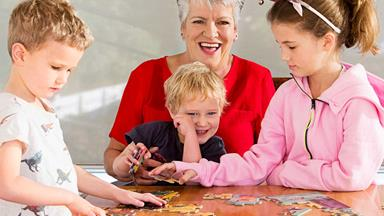 Granny nannies: the rising trend of mature child minders