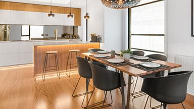 The Block NZ: Kitchen and dining room reveal