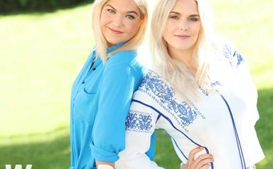 Julia and Ali Heaney on their close bond and being the bad girls of The Block