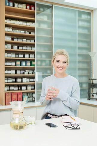 Dream job: I drink tea for a living