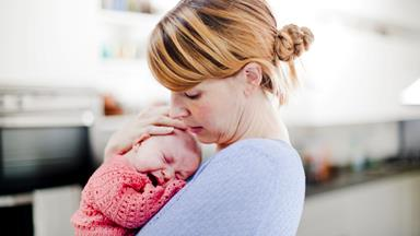 Mums with postnatal depression are not getting the help they need