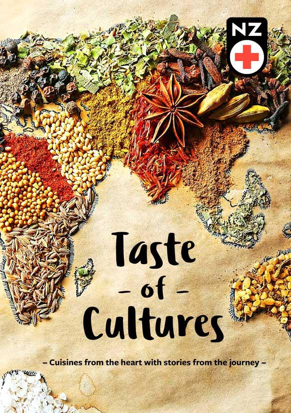"""Rosemine has contributed a recipe to [*Taste of Cultures*](https://www.redcrossshop.org.nz/gifts-for-good/gf0100300-taste-of-cultures-cook-book