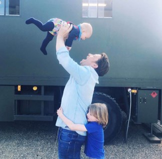 Jools and Jamie Oliver celebrate River Rocket's first birthday with cute pic