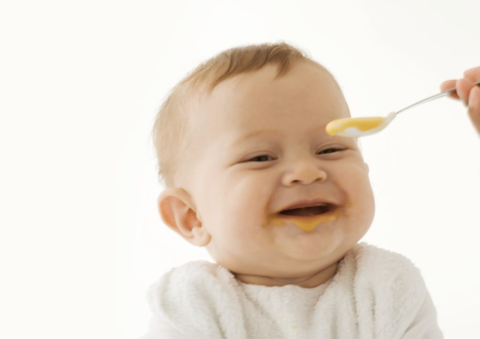 What you need to know about your baby starting solids