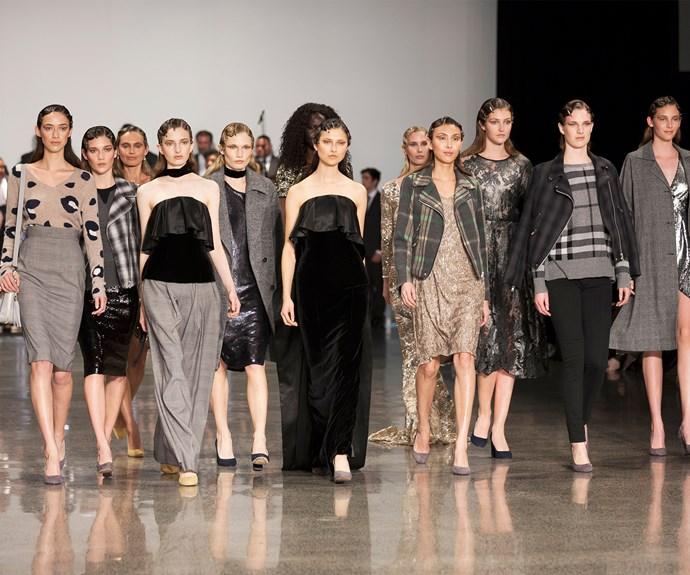 Hailwood at New Zealand Fashion Week (NZFW)