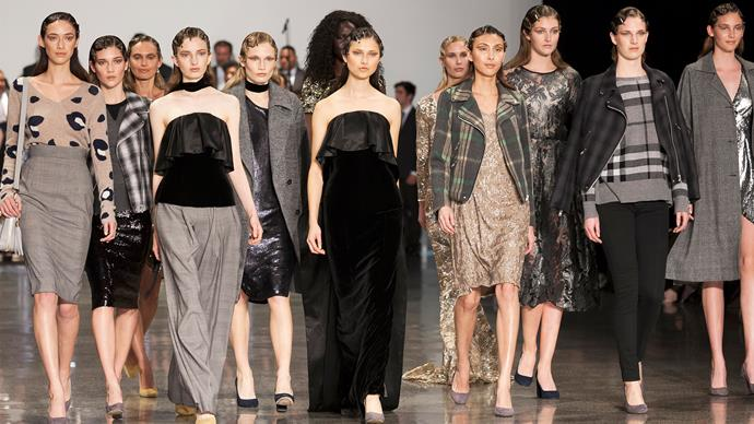 Hailwood at New Zealand Fashion Week (NZFW)