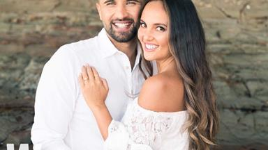Former Bachelorette Claudia Conaglen's whirlwind proposal