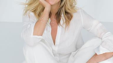 Rachel Hunter: why I'm choosing to stay positive