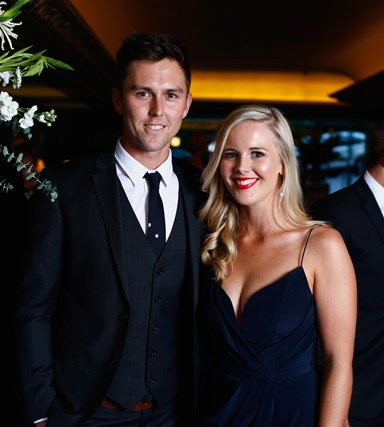 Black Cap Trent Boult shares his wedding photos