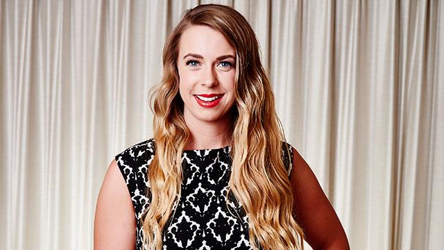 **Poppy Salter, Season One:** The yoga instructor made it to the top four in Art Green's debut season of *The Bachelor*, winning him over with her bubbly personality (and notoriously, farting during a one-on-one date).