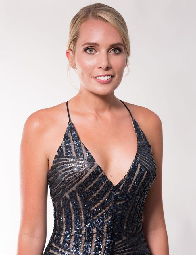 **Erin Higgins, Season Two:** Erin, a travel-lover who previously worked as a masseuse on a super yacht, made it to the final three on Jordan's season before she was sent home.