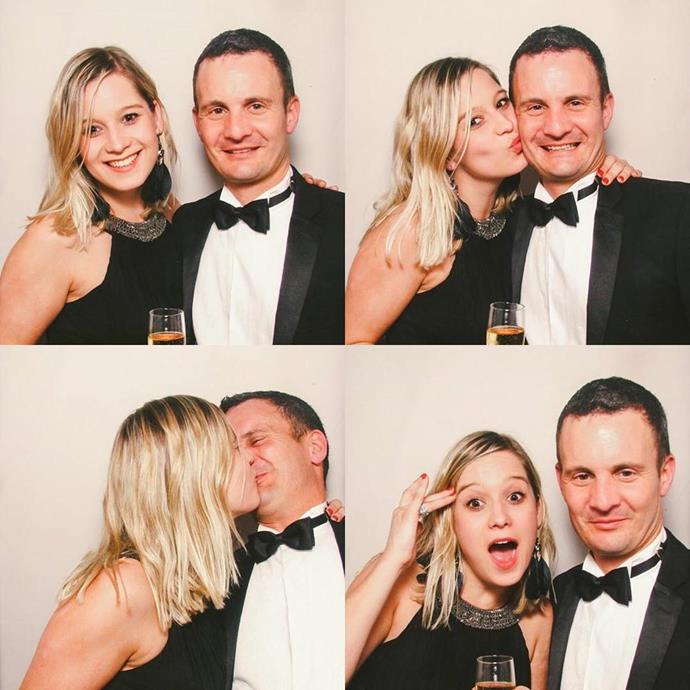 These days, Fleur is happily loved up with her new man Richard Wood, and the couple have started a joint wedding photography venture together.
