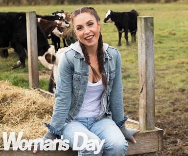 Former dairy farmer tells how the job turned her vegan
