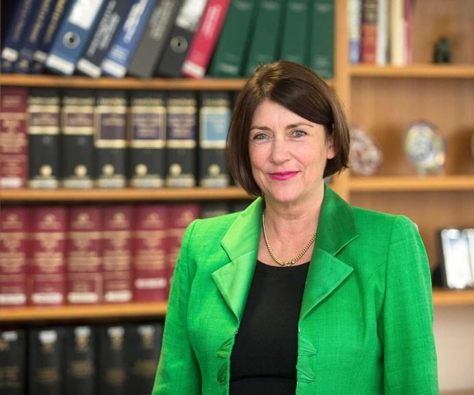 Chief District Court Judge Jan-Marie Doogue.