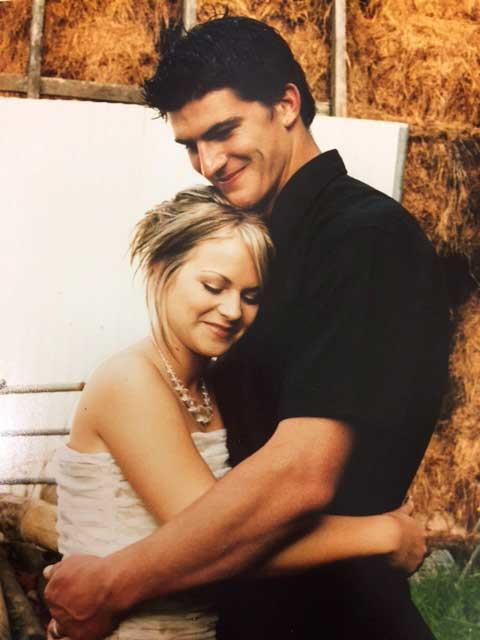 Nate and Serena have been married for 14 years.