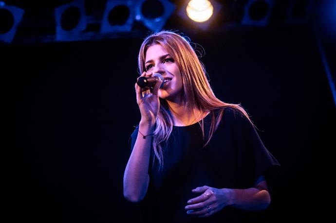 Kiwi songstress Brooke Fraser rocks her unisex name.