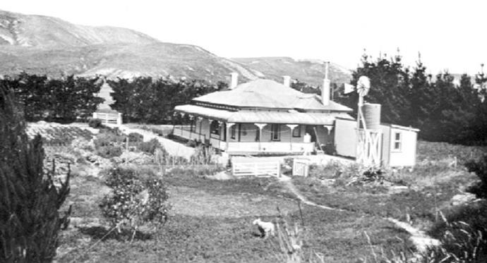 Doug's Farm, Bonavaree estate