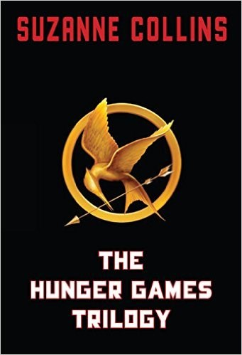 "[*The Hunger Games trilogy*by Suzanne Collins](https://www.bookdepository.com/Hunger-Games-Trilogy-Classic-Box-Set-Suzanne-Collins/9781407135441|target=""_blank"")  • Family is always the most important thing."