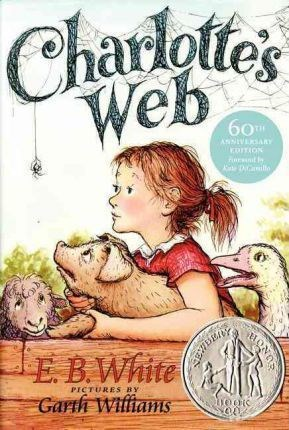 "[*Charlotte's Web* by E.B. White](https://www.bookdepository.com/Charlottes-Web-E-B-White/9780064400558|target=""_blank"") • Helping others gives our life meaning or, as Charlotte tells Wilbur, ""By helping you, perhaps I was trying to lift my life up a little."""