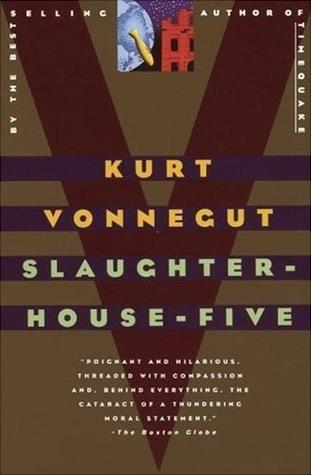 "[*Slaughterhouse-Five* by Kurt Vonnegut](https://www.goodreads.com/book/show/4981.Slaughterhouse_Five|target=""_blank"") • What has happened, happened. You may have had no control over it and you can't change it. Accept it for what it is."
