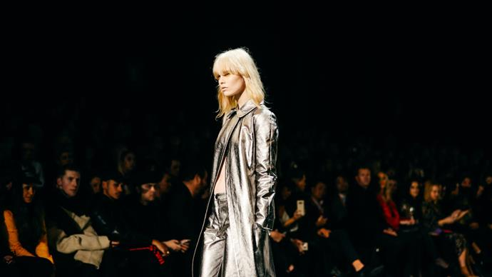 New Zealand Fashion Week (NZFW) opening night