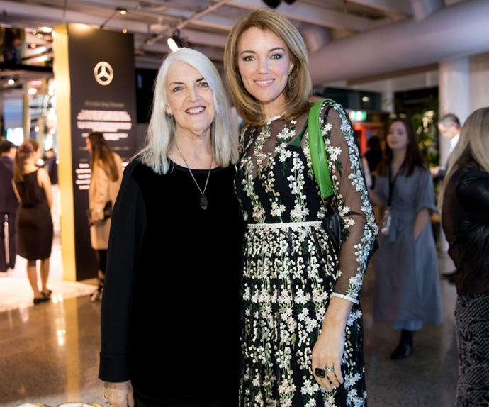 Petra Bagust at New Zealand Fashion Week Opening Night 2017